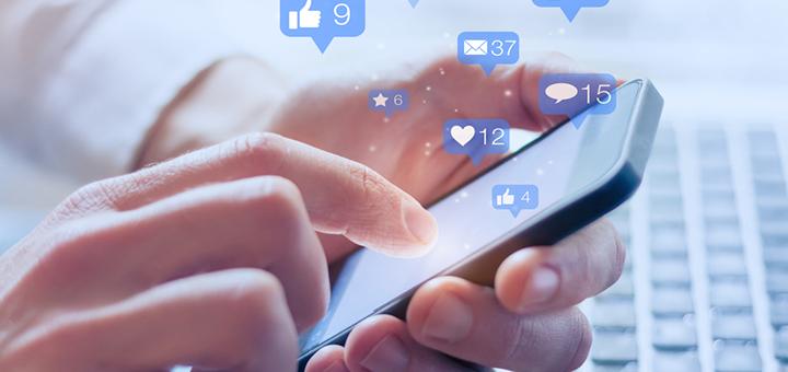 apps crear contenido redes sociales