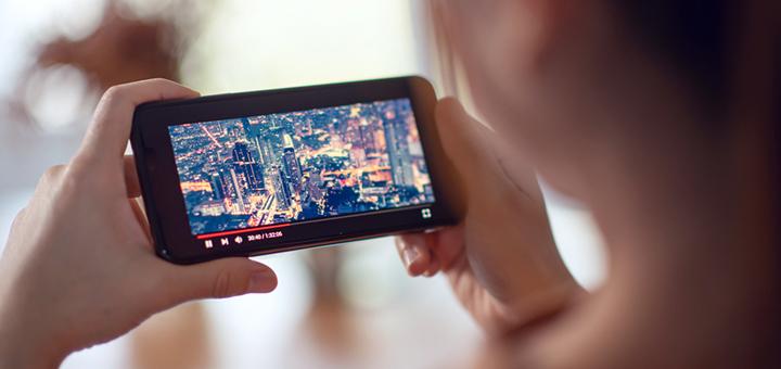 Conoce las mejores aplicaciones para ver películas desde tu celular