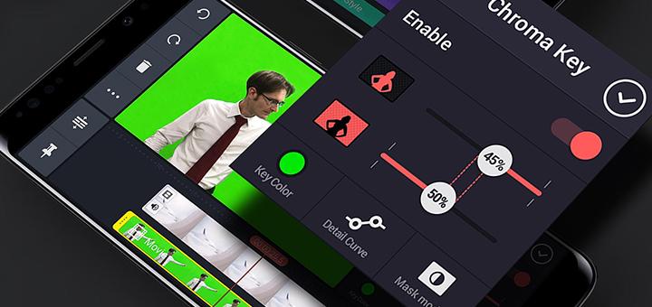 kinemaster aplicacion editar videos