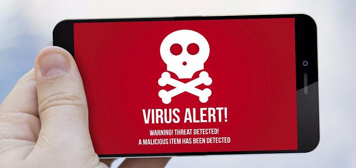 Peligro, tu celular ha sido infectado