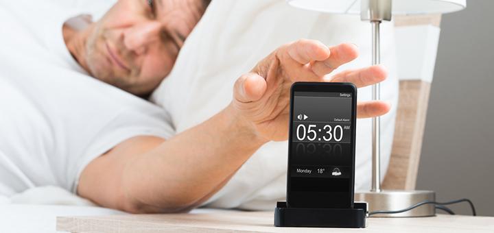 sirven relojes alarmas