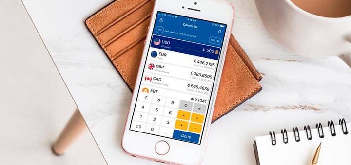 xe currency apps utiles sin internet viajes