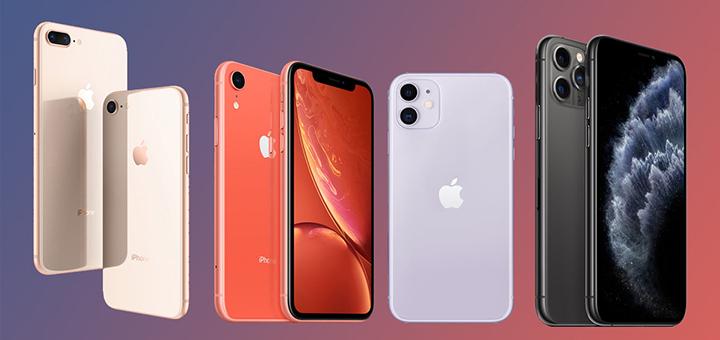 apple marcas celulares mas vendidas
