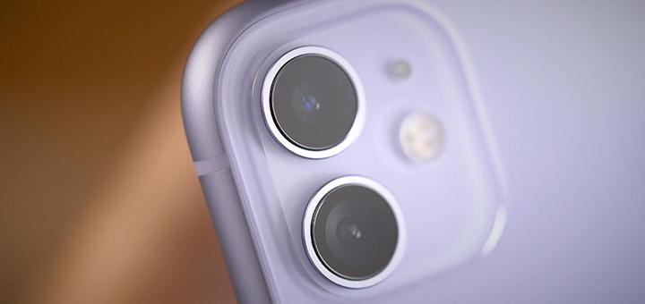 camaras traseras iphone