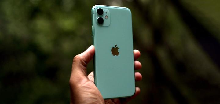 Conoce las características del iPhone 11