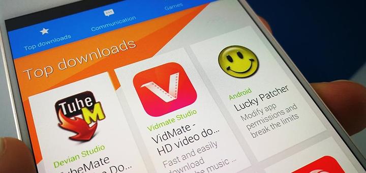 Las 7 mejores aplicaciones para descargar videos desde tu celular
