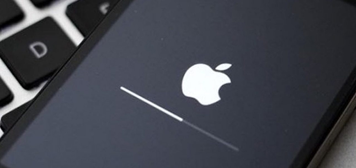 restablece iphone