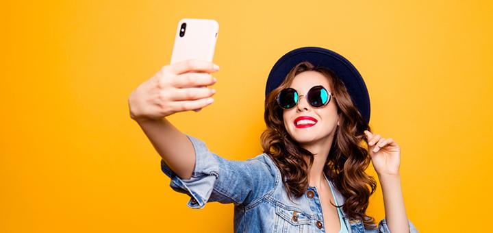 Las 7 mejores apps para tomar selfies en Android y iOS