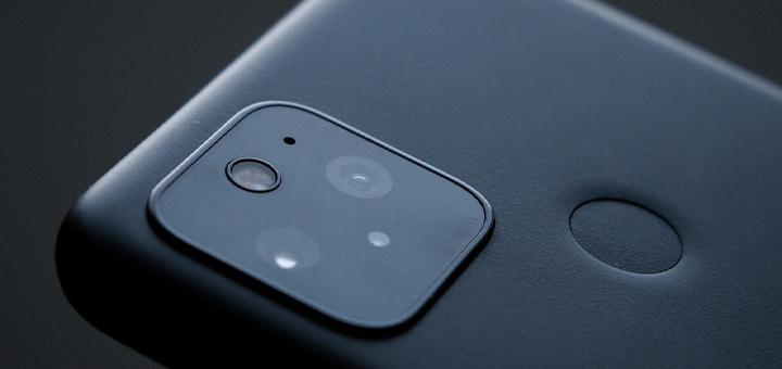 camaras google pixel 5