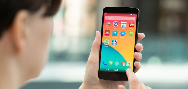 celular inteligente android