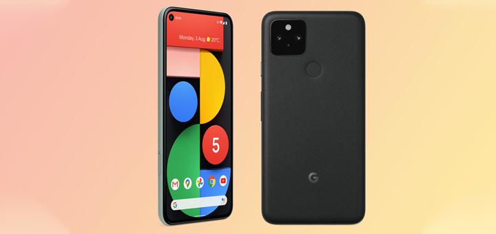 Conoce las características del nuevo Google Pixel 5