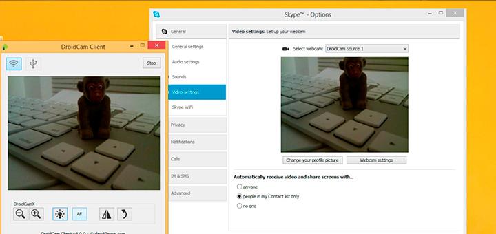 droidcam client windows