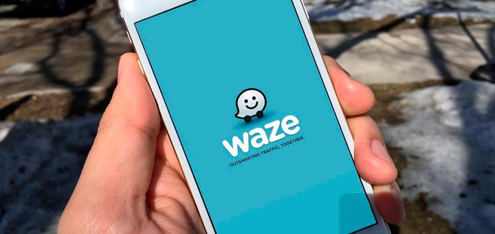 maps waze gps