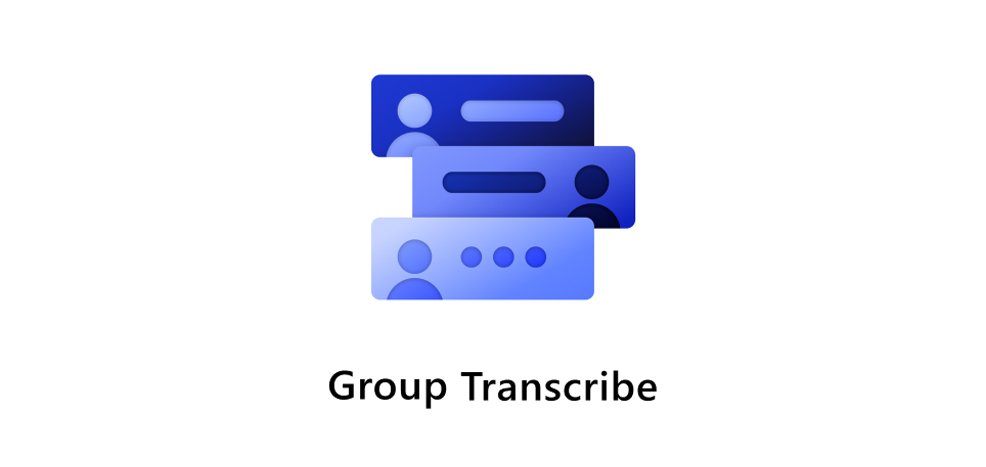 app-group-transcribe
