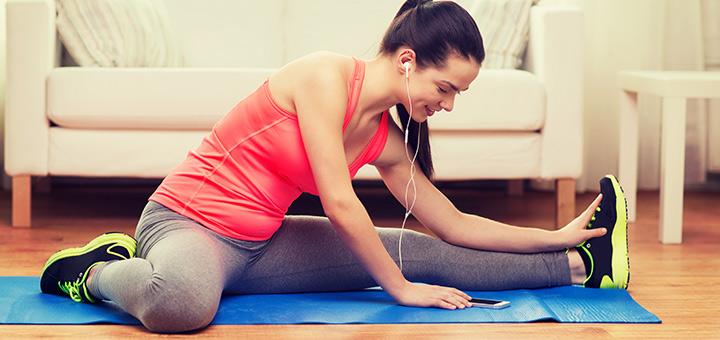 aplicaciones hacer ejercicio cuy