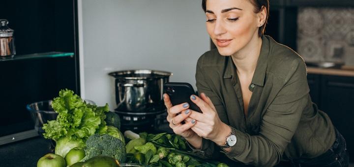 Las 5 mejores aplicaciones de recetas