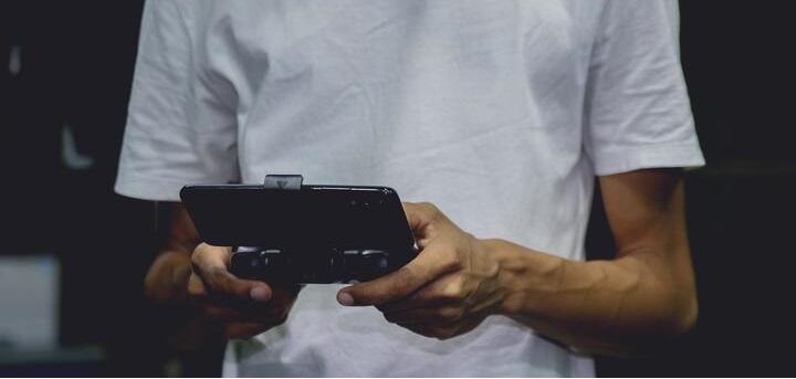 accesorios para jugar en el celular cuy movil
