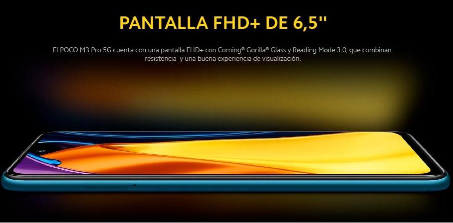pantalla xiaomi Poco M3 Pro5